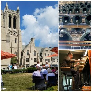 Friends of the McGaffin Carillon in University Cir...