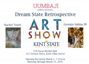 Art Show at Kent State University Features Dream S...