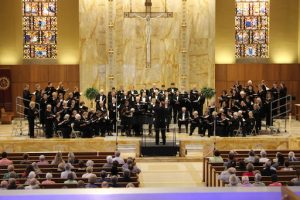 Silver Hall Concert Series- Western Reserve Choral...