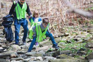 Dugway Brook Spring Stream Sweep