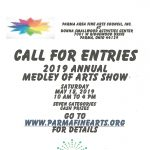 Call for Artists - Medley of Arts Show