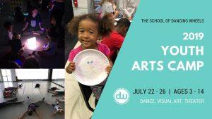 Youth Arts Camp: Summer 2019