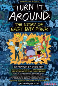Rock Hall Film Series: Turn It Around: The Story of East Bay Punk