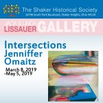 Intersections by Jenniffer Omaitz