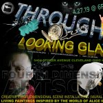 Through the Looking Glass: Fourth Dimensional Artscape
