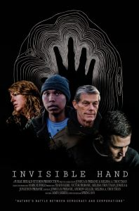 Film Screening and Discussion: INVISIBLE HAND