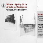 Katerina Velliou Pop-Up Exhibition
