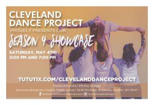 Cleveland Dance Project Season 4 Showcase