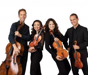Rocky River Chamber Music Society, Carpe Diem String Quartet