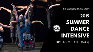 2019 Summer Dance Intensive