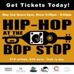 Hip-hop at the Bop Stop