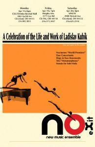 NO EXIT Performs the Works of Ladislav Kubik