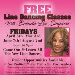Free Line Dance Classes - Harvard Community Services Center
