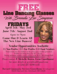 Free Line Dance Classes - Harvard Community Servic...