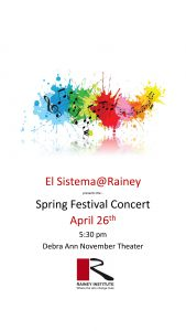 Spring Festival Concert