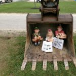 """I Build America"" Ohio Cat Touch-a-Truck"