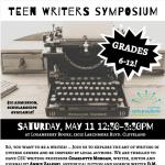 Teen Writers Symposium