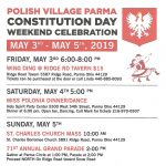71st Polish Constitution Day Parade & After Party