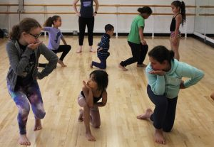 Inlet Dance Theatre's Summer Dance Intensive Junior for Students 6-11