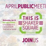 Public Meeting - Shaker Square Design