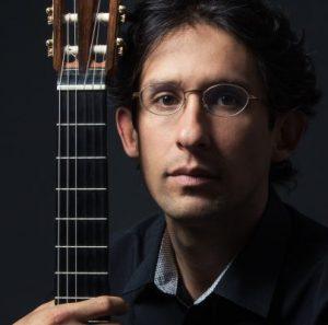 Pablo Garibay in Concert