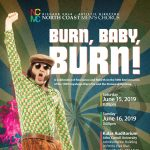 Burn, Baby, Burn! The North Coast Men's Chorus Summer Concert