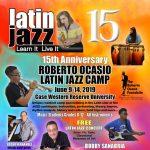 15th Anniversary Roberto Ocasio Latin Jazz Concert