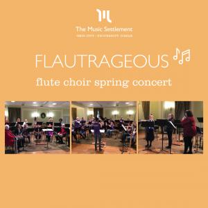 Flautrageous Spring Concert