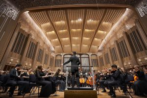 Cleveland Orchestra Youth Orchestra Tour Send-Off ...
