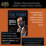 Designing Victory; A Memoir - Book Signing with Robert P Madison and Carlo Wolff