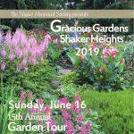 Gracious Gardens of Shaker Heights Garden Tour