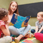 STORY TIME + STAY & PLAY: Kids Like Me Story Time In The Everyday Heroes Activity Center