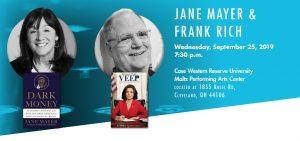 Jane Mayer & Frank Rich | The William N. Skirb...