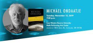 Michael Ondaatje | The William N. Skirball Writers...