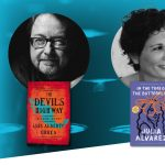 Luis Alberto Urrea & Julia Alvarez | The William N. Skirball Writers Center Stage Series