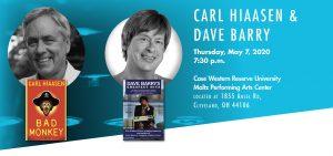 Carl Hiaasen & Dave Barry | The William N. Ski...