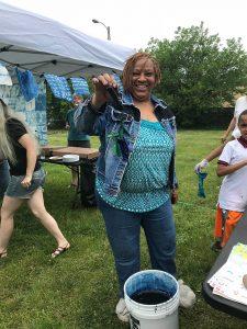 Praxis Dye Garden Party