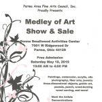 Medley of Arts Show & Sale