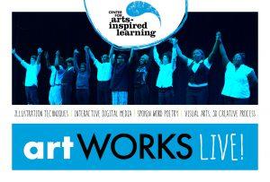 ArtWorks Live! Spring 2019