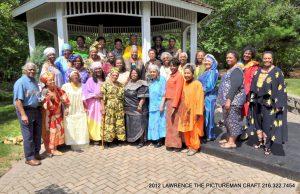 Cleveland Association of Black Story Tellers Children's Program at Halloran Park