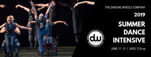 Dancing Wheels Company, World Center For Integrated Dance Arts at Halloran Park