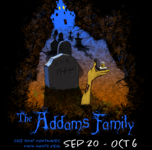 Audition for The Addams Family