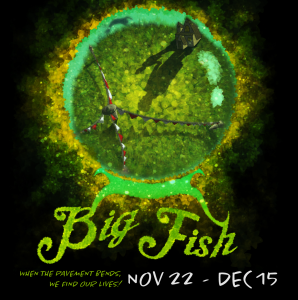 Audition for Big Fish
