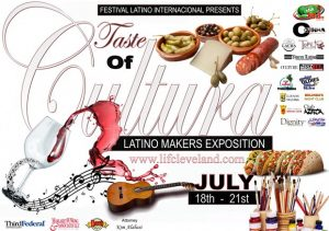 Taste Of Cultura • Latino Makers Exposition