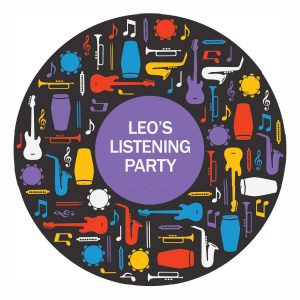 Leo's Listening Party: Community Concert Series