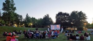 Coventry Movie Nights in the Park
