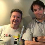 NO EXIT Presents Flutist Sean Gabriel with Guest Percussionist Andrew Pongracz