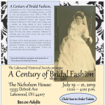 A Century of Bridal Fashion, 1890-1990