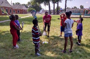 Riverside Park Summer Camp