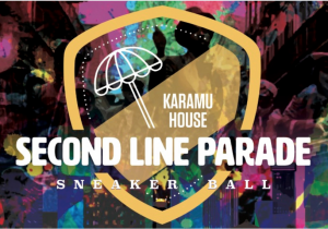 Karamu House: Second Line Parade and Sneaker Ball